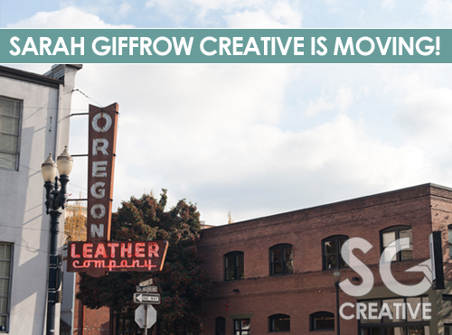 Portland web design | Upswept Creative Is Moving!