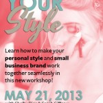 Branding Your Style Workshop with Sarah Giffrow and Shelby Rice