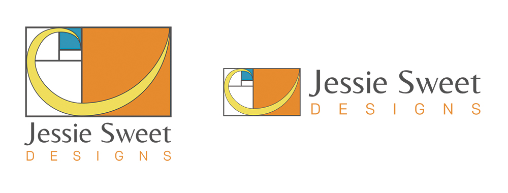Jessie Sweet Designs - logo design