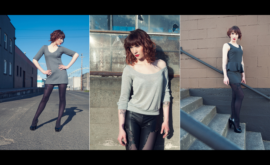 fashion photography for multiple collections